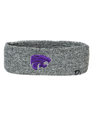 K-State Wildcats Womens Zephyr Dawn Headband Knit - Grey