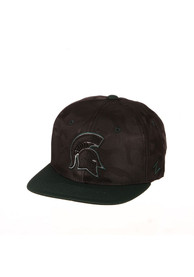 Michigan State Spartans Youth Zephyr Sawyer 2T Snapback Hat - Black