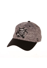Wichita State Shockers Zephyr Interference Flex Hat - Grey