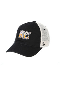 Kansas City Mavericks Zephyr KC University Adjustable Hat - Black