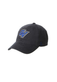 Grand Valley State Lakers Zephyr Scholarship Adjustable Hat - Charcoal