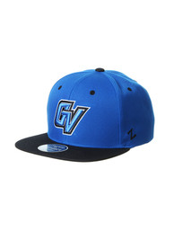 Grand Valley State Lakers Zephyr Z11 Snapback - Blue