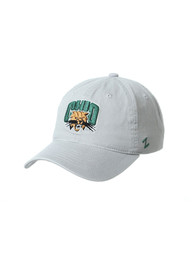Ohio Bobcats Zephyr Scholarship Adjustable Hat - Grey