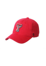 Texas Tech Red Raiders Zephyr Scholarship Adjustable Hat - Red
