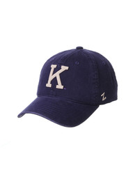 K-State Wildcats Zephyr Arlington Retro Adjustable Hat - Purple