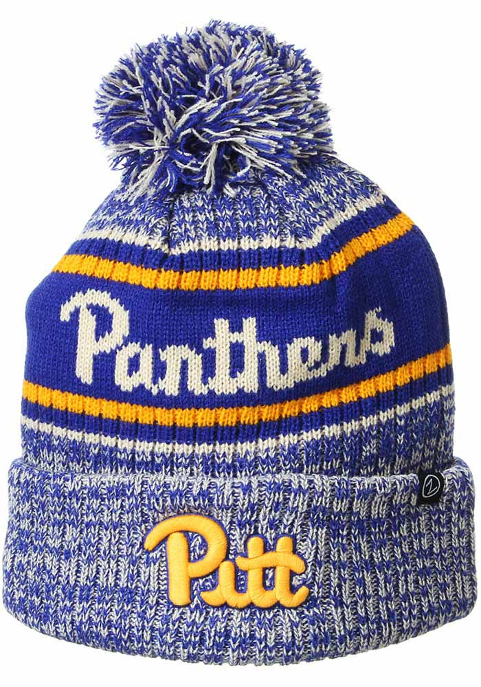 White NCAA Pittsburgh Panthers Midcap High Performance Beanie