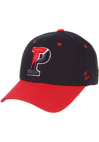 Pennsylvania Quakers Zephyr Competitor Adjustable Hat - Navy Blue