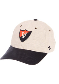 Illinois Fighting Illini Zephyr Retro Collector Adjustable Hat - Ivory