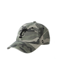 Cincinnati Bearcats Zephyr Maverick Adjustable Hat - Green