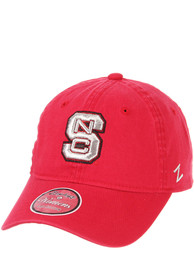 NC State Wolfpack Womens Girlfriend Adjustable - Red