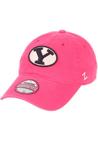 BYU Cougars Womens Scholarship Adjustable - Pink