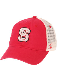 NC State Wolfpack University Adjustable Hat - Red