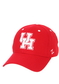 Houston Cougars ZH Flex Hat - Red