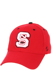 NC State Wolfpack ZH Flex Hat - Red