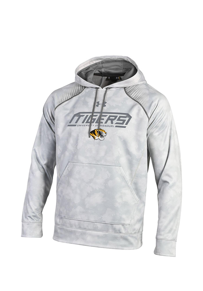 Under Armour Mizzou Tigers Mens Limitless Performance Hood 55290508