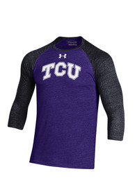 Under Armour TCU Horned Frogs Purple Fashion Tee