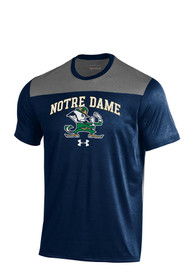 Under Armour Notre Dame Fighting Irish Grey Tech Tee