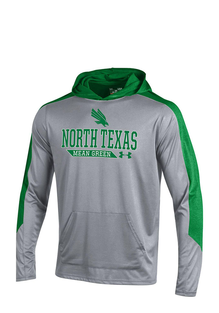 Under Armour UNT Mens Grey Foundation Hoodie 55290986