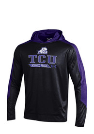 Under Armour TCU Horned Frogs Black Foundation Hoodie