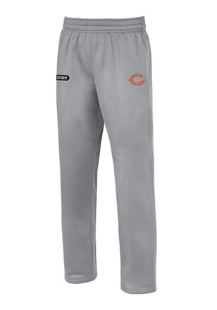 Under Armour Chicago Bears Mens Grey NFL Combine Authentic Sweatpants