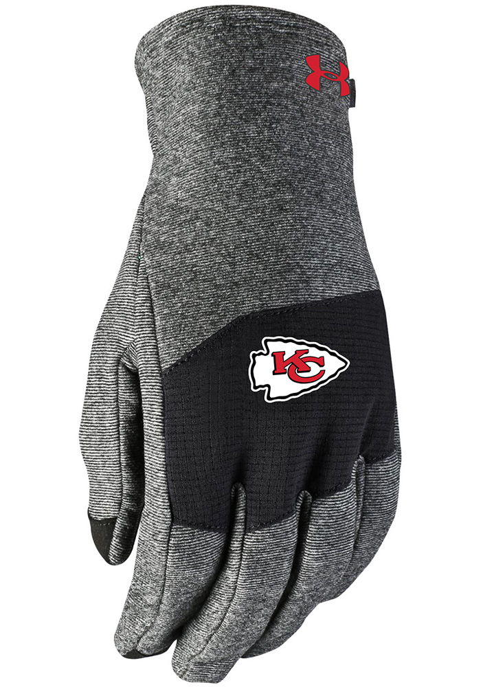 Under Armour Kansas City Chiefs Survivor Mens Gloves - Image 1