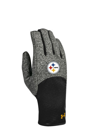 Under Armour Pittsburgh Steelers Survivor Womens Gloves 2ce4560a5