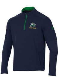 Under Armour Notre Dame Fighting Irish Navy Blue Ridge 1/4 Zip Pullover