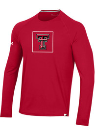 Texas Tech Red Raiders Under Armour F20 Sideline Training T-Shirt - Red