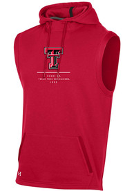 Texas Tech Red Raiders Under Armour Campus Vest - Red