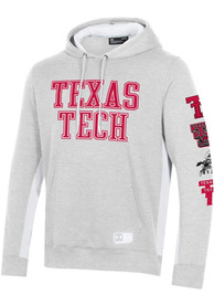 Texas Tech Red Raiders Under Armour All Day Hooded Sweatshirt - Grey