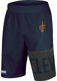 Under Armour Cleveland Cavaliers Youth Black Season Shorts