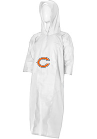Chicago Bears 44x49 Lightweight Clear Poncho