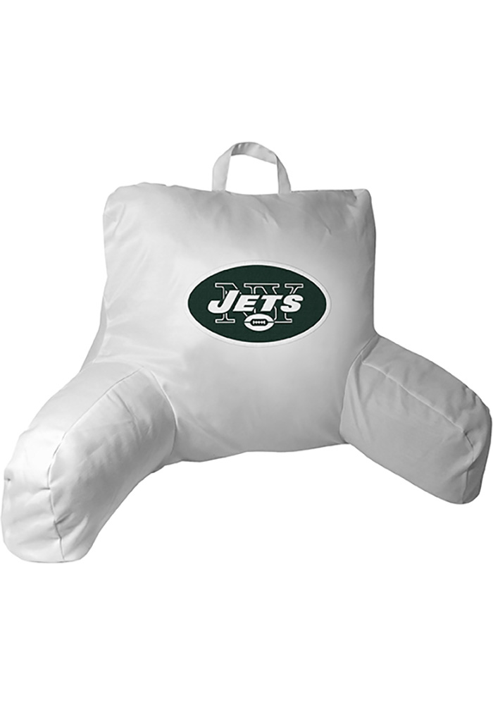 New York Jets Bed Rest Pillow - Image 1