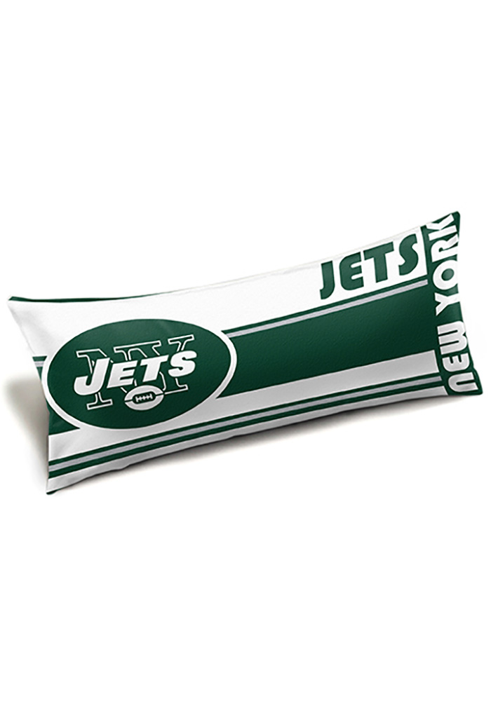 New York Jets 19x48 Body Pillow - Image 1