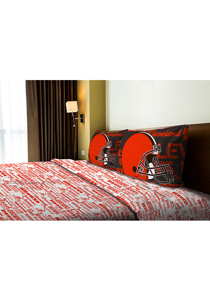 Cleveland Browns Anthem Full Sheet Set Sheet - Image 1