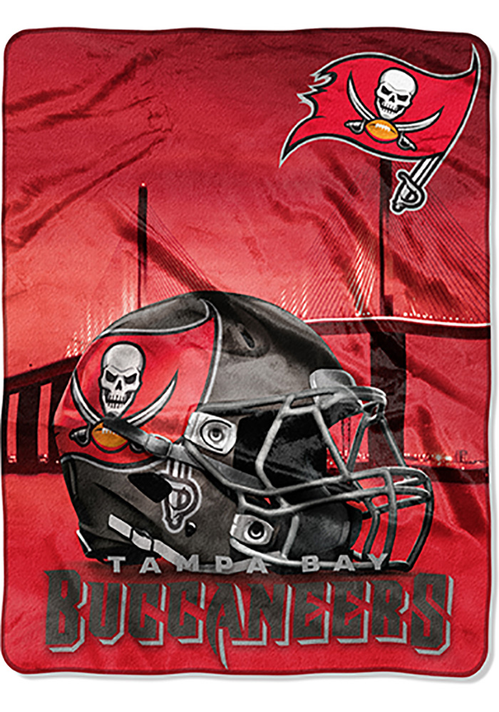 9bc4777b Tampa Bay Buccaneers 60x80 Heritage Silk Touch Throw Blanket