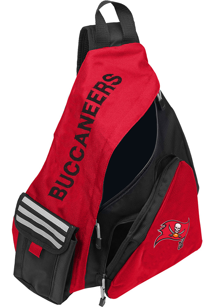 Tampa Bay Buccaneers Red Leadoff Sling Backpack 6f8fd035f