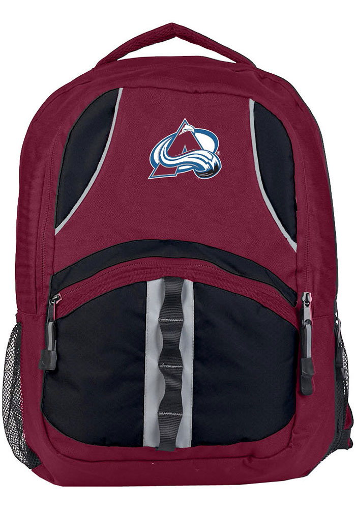 Colorado Avalanche Maroon Captain Backpack - Image 1