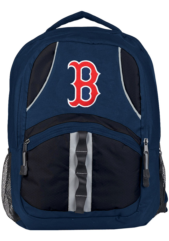 Boston Red Sox Navy Blue Captain Backpack - Image 1