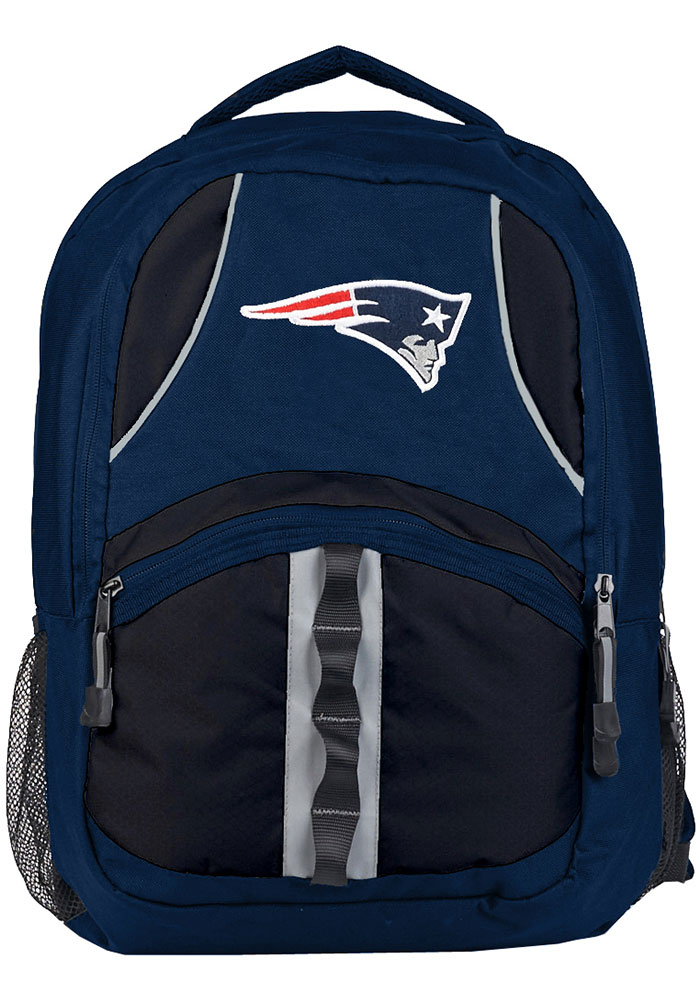 New England Patriots Navy Blue Captain Backpack - Image 1