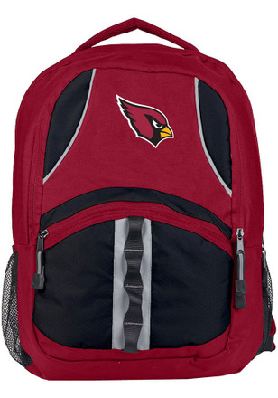 Arizona Cardinals Red Captain Backpack 9b66a4056e