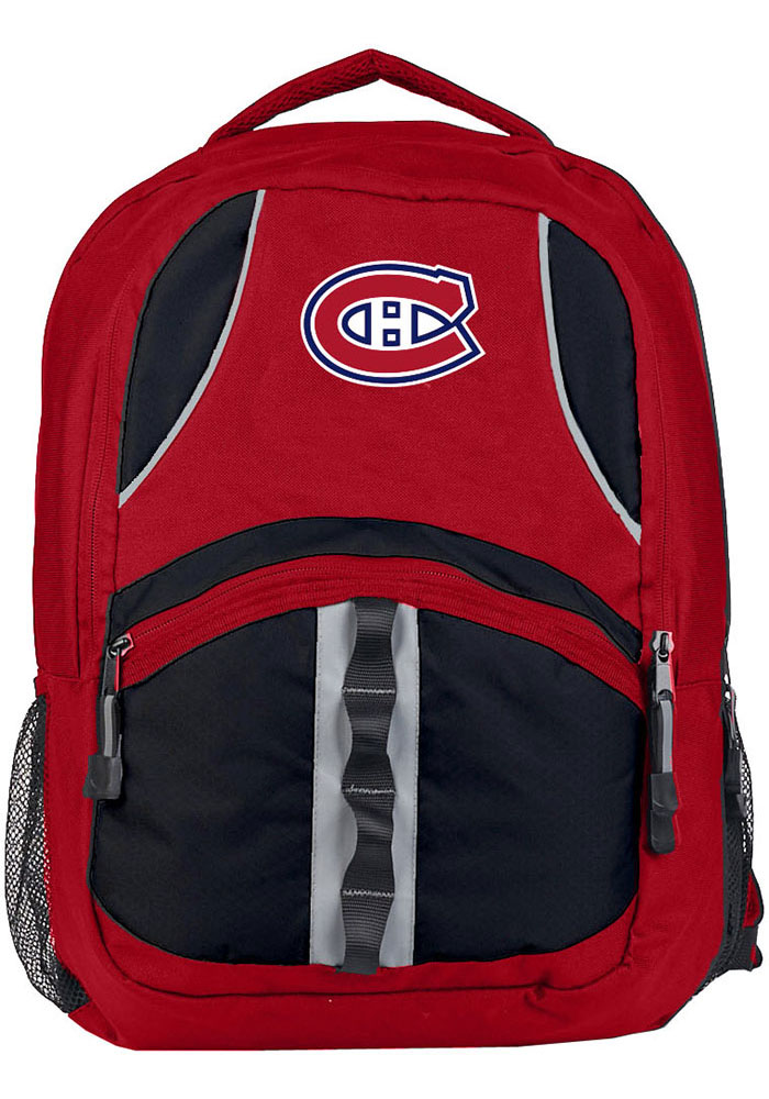 Montreal Canadiens Red Captain Backpack - Image 1