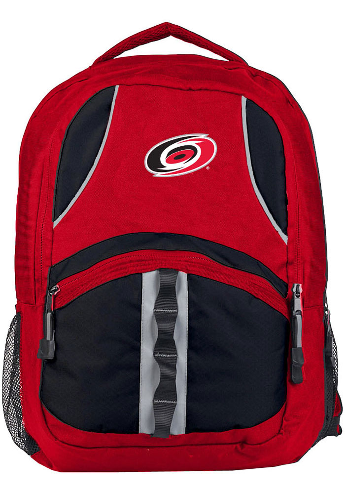 Carolina Hurricanes Red Captain Backpack - Image 1