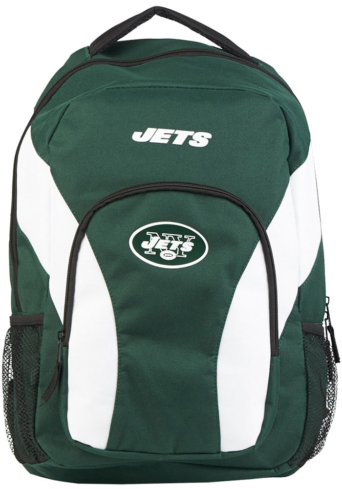 New York Jets Green Draft Day Backpack - Image 1