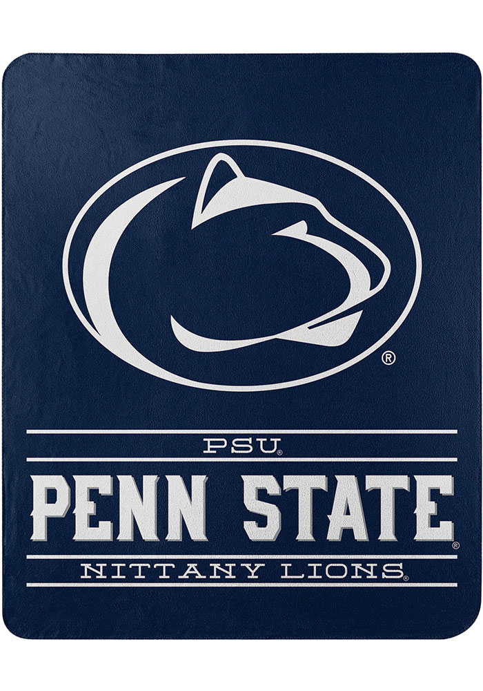 Penn State Nittany Lions Control 50x60 inch Fleece Blanket - Image 1
