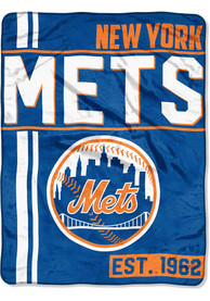 New York Mets Walk Off Micro Raschel Blanket