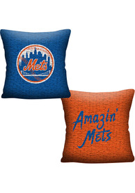 New York Mets Invert Pillow
