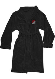 Portland Trail Blazers Wearable Throw Bathrobe Fleece Blanket