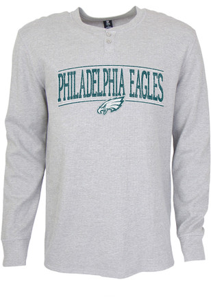 Philadelphia Eagles Mens Grey Huddle Tee