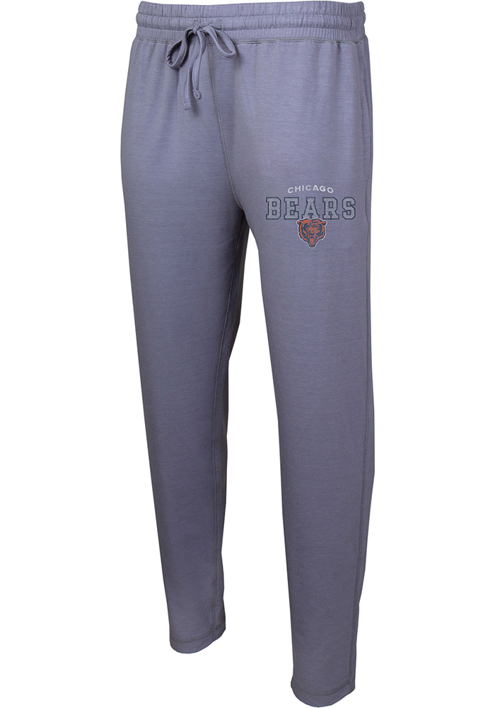 Chicago Bears Grey Tapered Fuel Pants